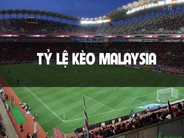 Tỷ lệ kèo MALAYSIA là gì? Hướng dẫn xem tỷ lệ kèo bóng đá Malaysia