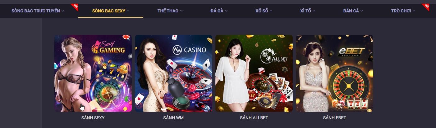 Vegas Casino – Nhà cái uy tín hàng đầu Việt Nam