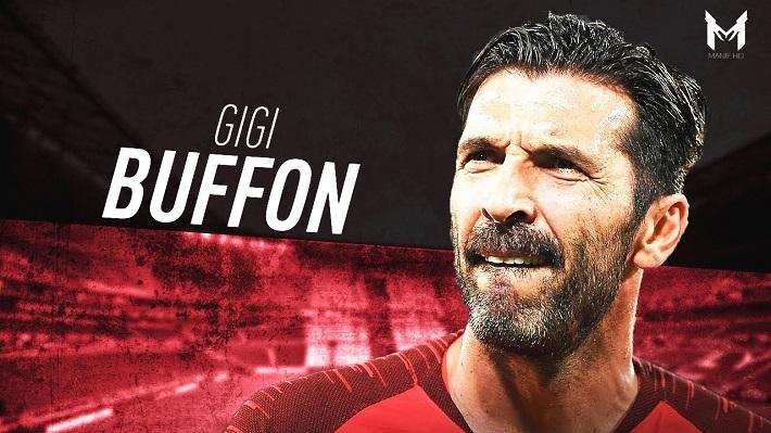 Buffon xác định chia tay Juventus ở mùa hè 2021
