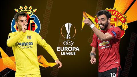 MU vs Villarreal: Quỷ đỏ xưng vương