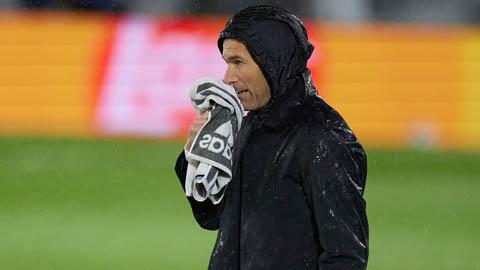 Tạm biệt Zidane
