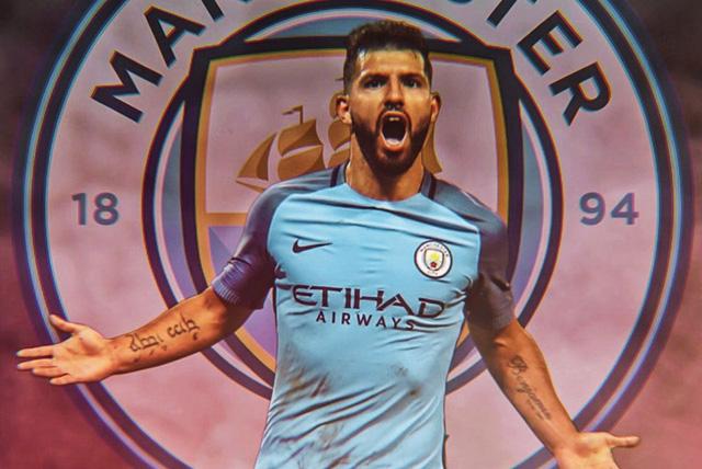 Man City tri ân Aguero siêu độc trước trận đấu cuối cùng