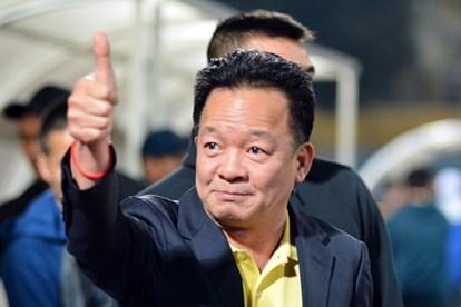 Bầu Hiển chi viện mạnh cho Quảng Nam để sớm trở lại V-League