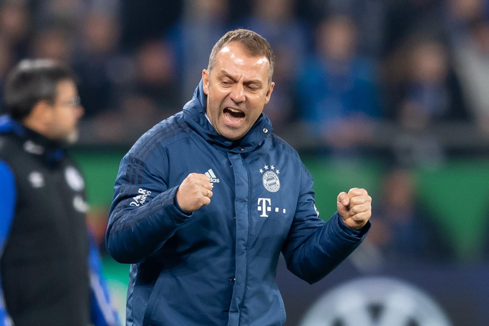 Barca muốn bổ nhiệm Hansi Flick