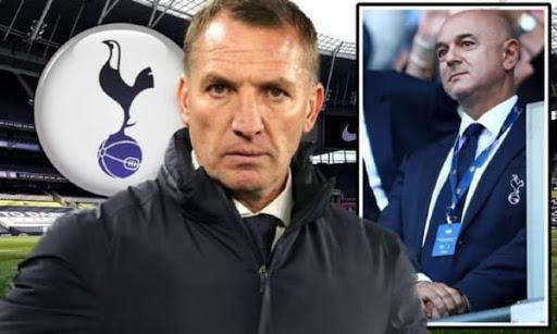 Tottenham muốn có HLV Rodgers