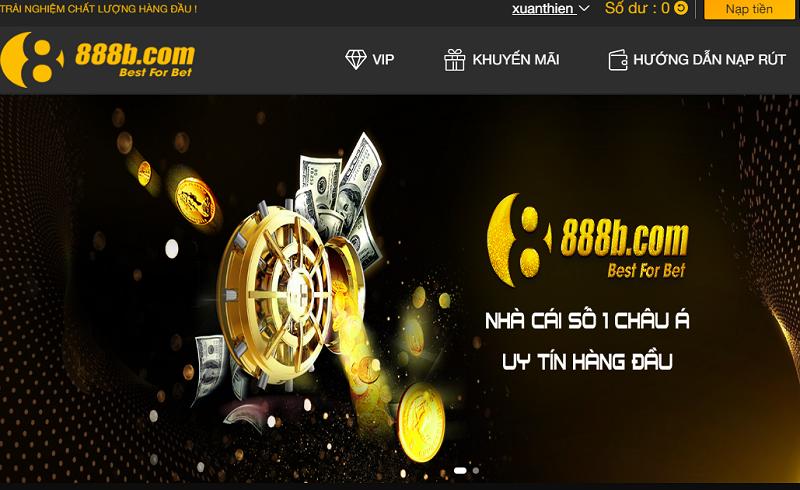 Link vào 888b – Review nhà cái 888b – Sân chơi cá cược thể thao đẳng cấp