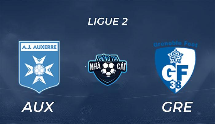 AJ Auxerre vs Grenoble Foot 38 – Soi kèo bóng đá 01h45 03/08/2021: Tụt dốc không phanh