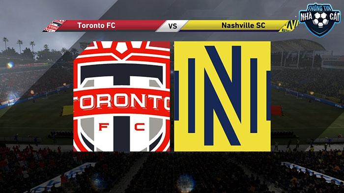 Toronto FC vs Nashville SC – Soi kèo bóng đá 06h30 02/08/2021: Thế lực quá lớn