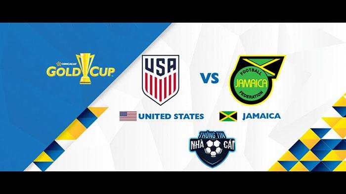 USA vs Jamaica – Soi kèo bóng đá 08h30 26/07/2021: Chủ nhà áp đảo