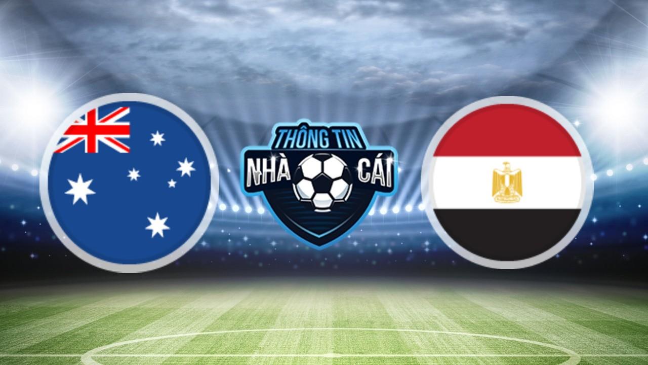 Soi Kèo nhà cái U23 Australia vs U23 Ai Cập, ngày 28/07: Chiến thắng tối thiểu