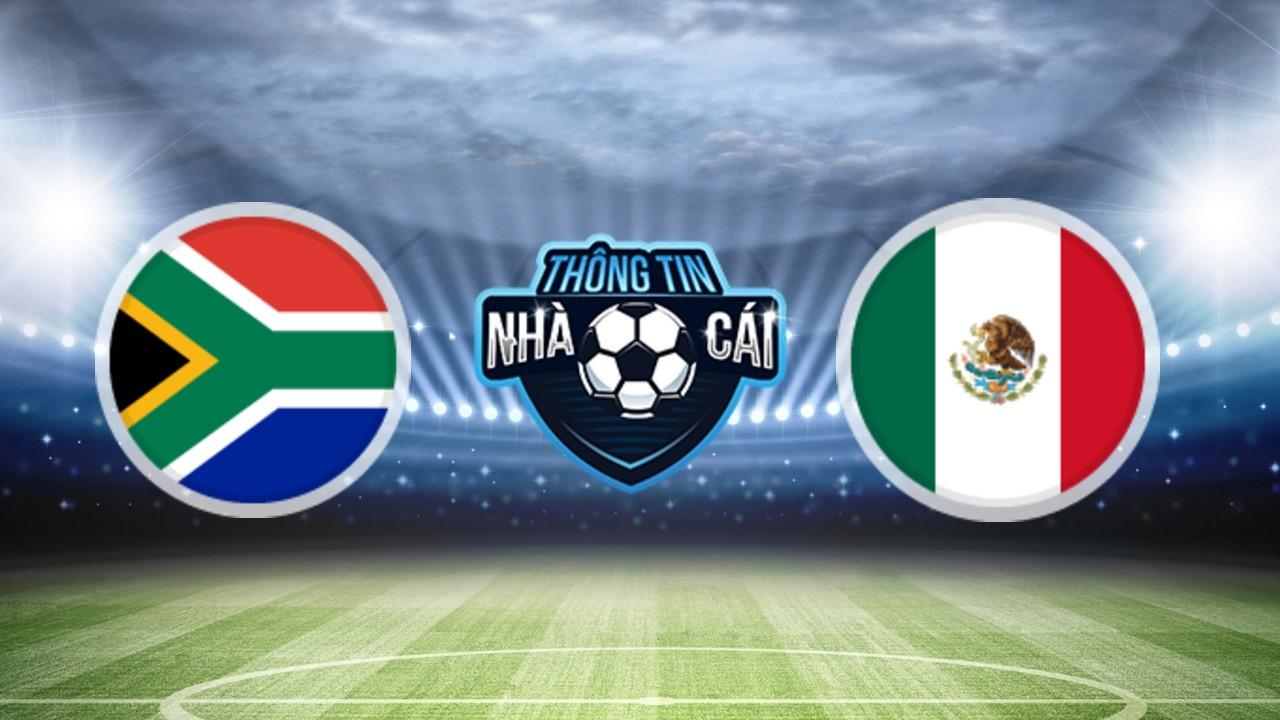 Soi Kèo nhà cái U23 Nam Phi vs U23 Mexico, ngày 28/07: Chiến thắng trong tay