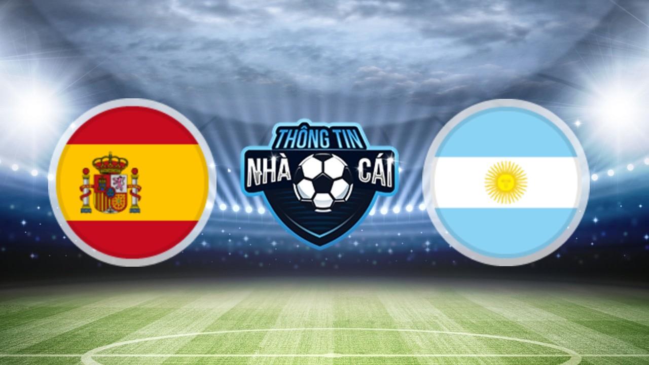 Soi Kèo nhà cái U23 Tây Ban Nha vs U23 Argentina, ngày 28/07: Chiến thắng sát sao