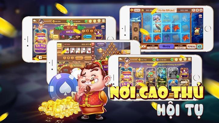 MonClub   Review cổng game bài đổi thưởng Mon Club   Tải MonClub