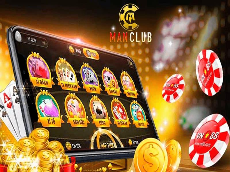 Manclub – cổng game bài online nơi vui chơi của phái mạnh – Link Manclub