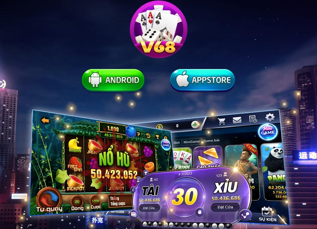 V68 club – Game bài đổi thưởng #1 với nhiều ưu đãi hấp dẫn