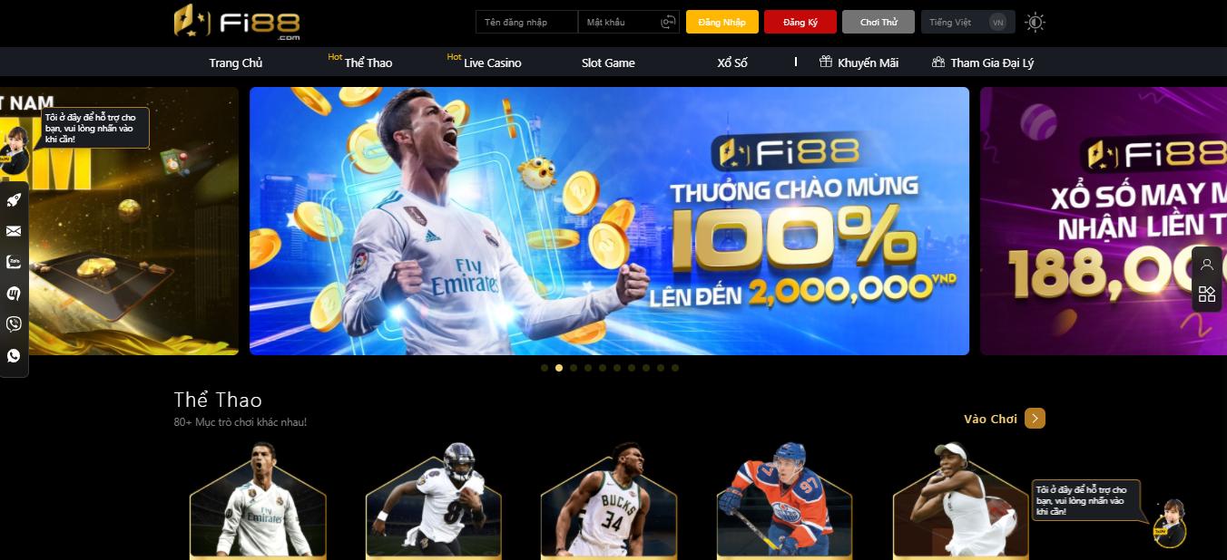 Nhà cái Fi88 | Những thông tin mới nhất về nhà cái bóng đá Fi88 mà bạn cần biết
