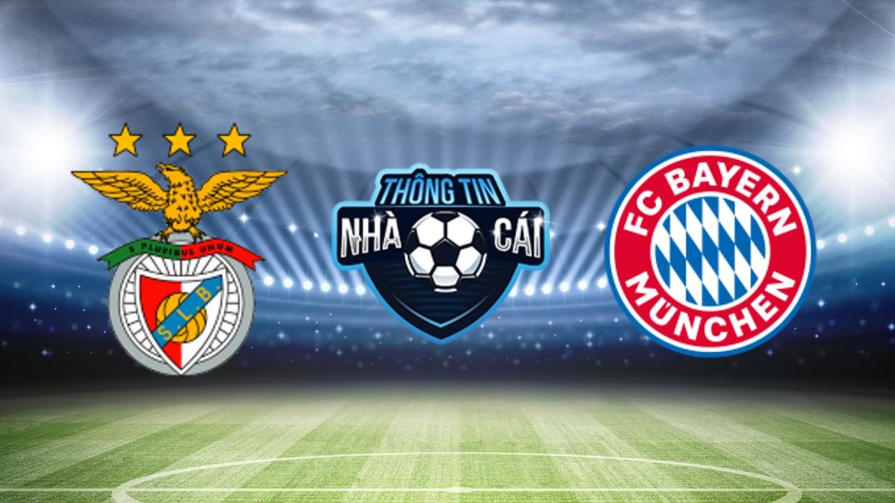 Soi Kèo nhà cái Benfica vs Bayern Munich, ngày 21/10/2021: Không có bất ngờ