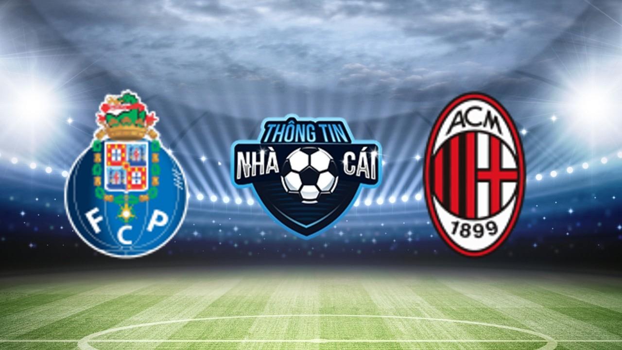 Soi Kèo nhà cái FC Porto vs AC Milan, ngày 20/10/2021: Giữ lại 3 điểm