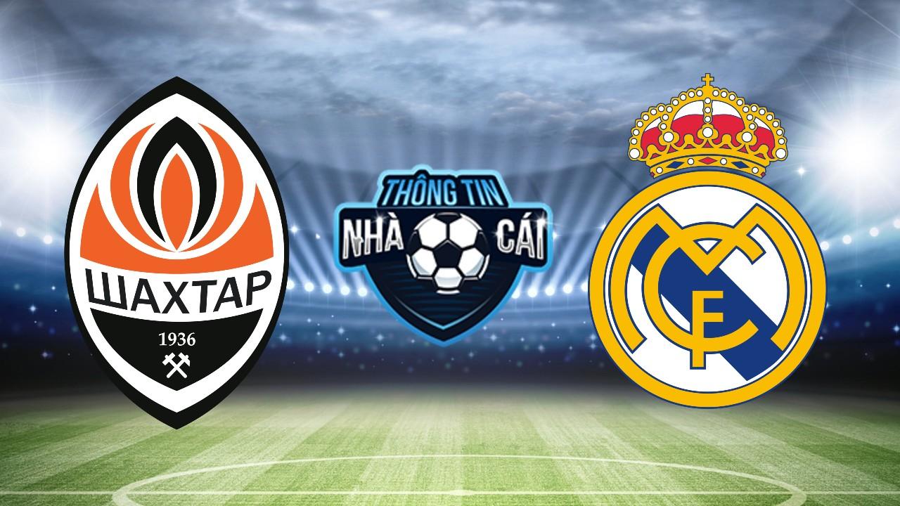 Soi kèo nhà cái Shakhtar Donetsk vs Real Madrid, ngày 20/10/2021: Cạm bẫy chờ trực